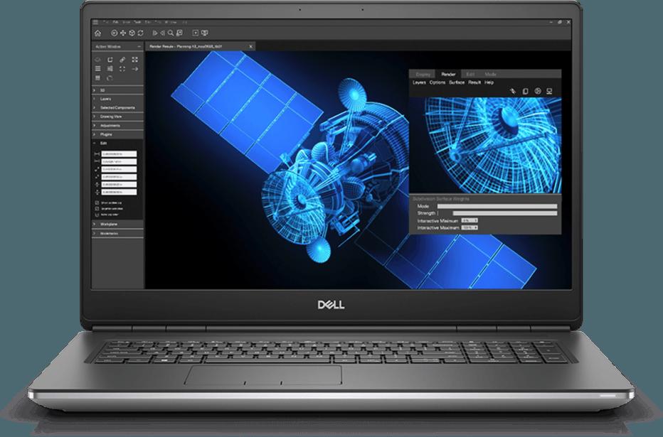 Компьютер Dell Precision 7550 (7550-5478)