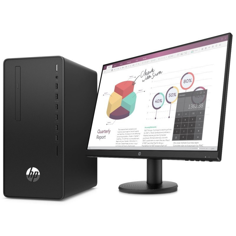 Компьютер + монитор HP Bundle 290 G4 (1C6X0EA)