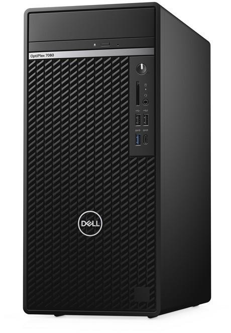 Компьютер Dell Optiplex 7080 TWR (7080-6512)