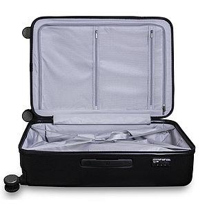 "Чемодан Mi Trolley 90 Points Suitcase (Danube luggage) 28"" Чёрный"