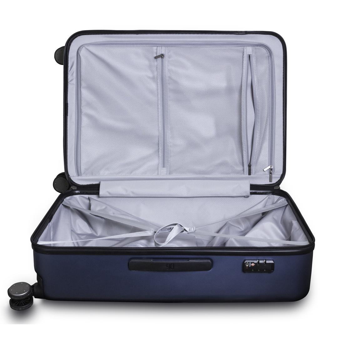 "Чемодан Mi Trolley 90 Points Suitcase (Danube luggage) 28"" Синий"