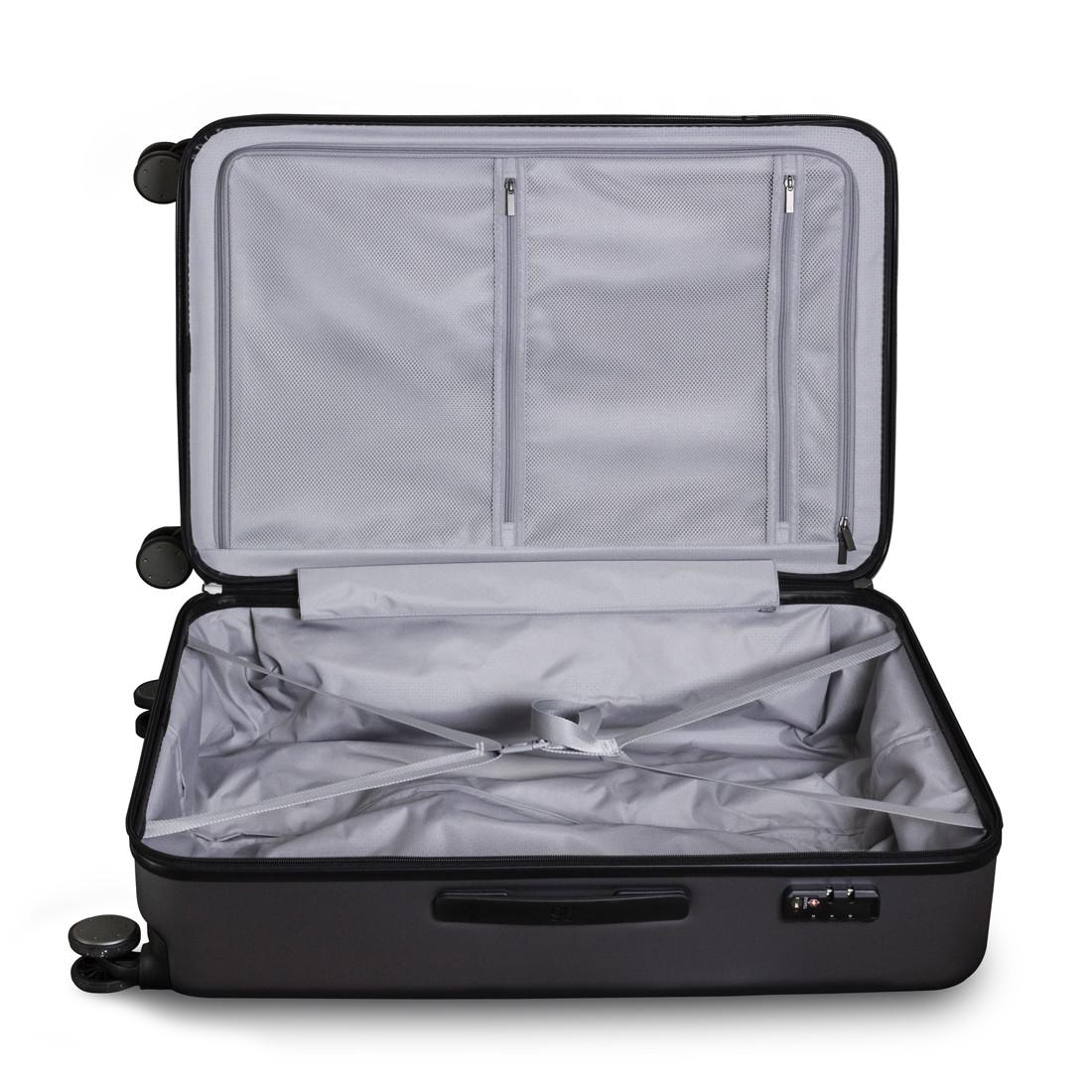 "Чемодан Mi Trolley 90 Points Suitcase (Danube luggage) 28"" Серый"