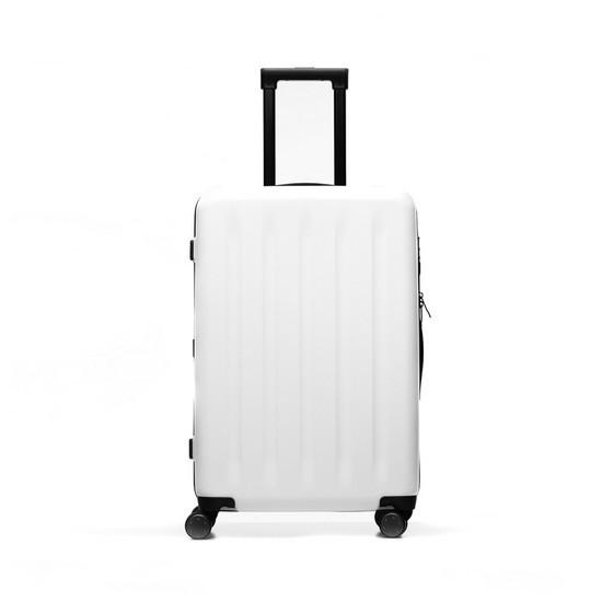 "Чемодан Mi Trolley 90 Points Suitcase (Danube luggage) 24"" Белый"