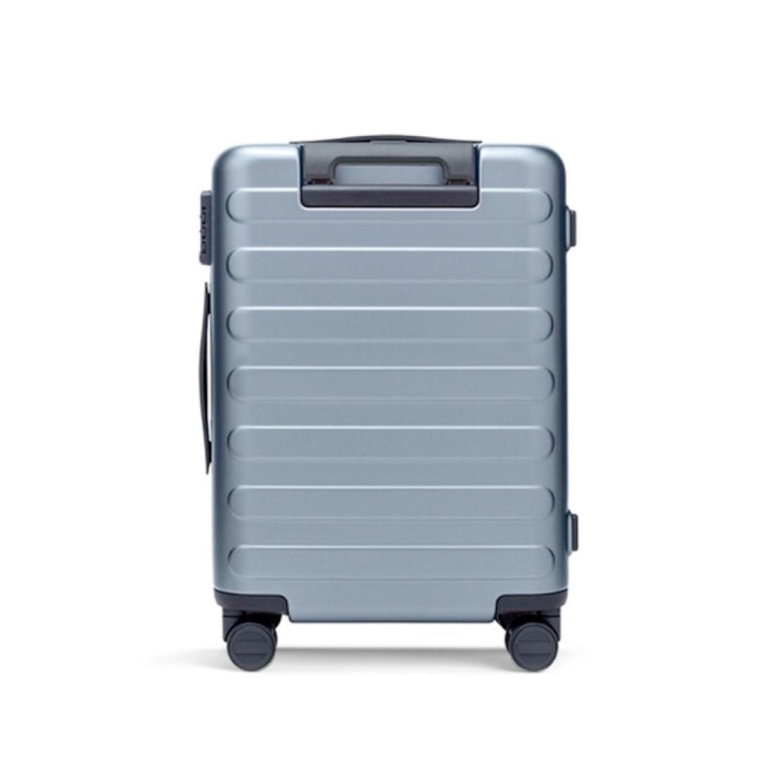 """Чемодан Xiaomi 90 Points Seven Bar Suitcase 28"""" Светло Синий"""