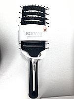 Расческа щетка широкая для укладки волос Meizer
