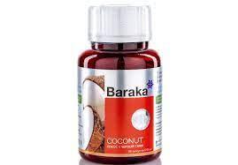 Слимексол, регуляция веса, Барака, 90 капсул, натуральное масло кокоса и черного тмина в капсулах «Slimexol»