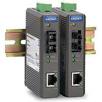 Конвертер MOXA IMC-21-S-SC