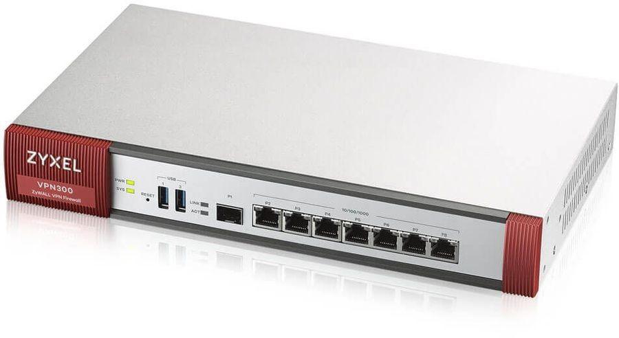 Межсетевой экран Zyxel VPN300 (VPN300-RU0101F)