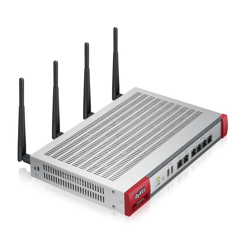 Межсетевой экран Zyxel USG60W UTM BDL (USG60W-RU0102F)