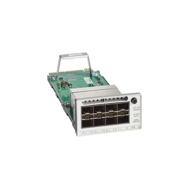 Модуль Cisco C9300-NM-8X
