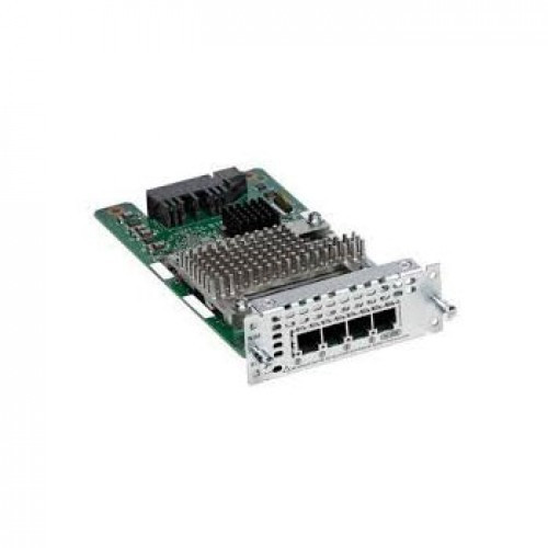 Модуль Cisco NIM-4T