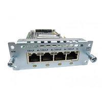 Модуль Cisco NIM-4MFT-T1/E1