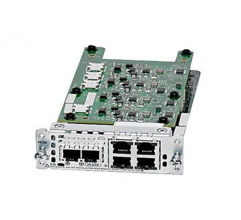 Модуль Cisco NIM-4FXSP