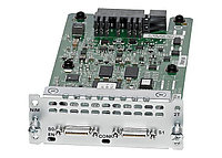 Модуль Cisco NIM-2T