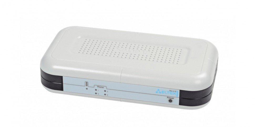 Шлюз Eltex TAU-4.IP