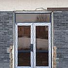 Металлопластиковые двери, фото 7