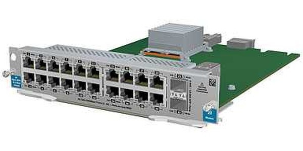 Модуль HPE Aruba 20-port Gig-T (J9548A)