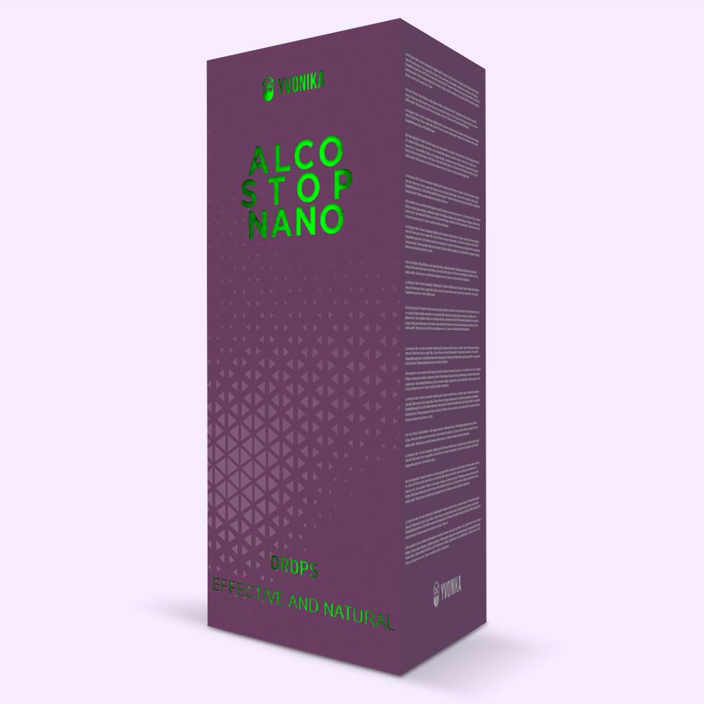 Alco Stop nano (алко стоп нано) – средство от алкозависимости