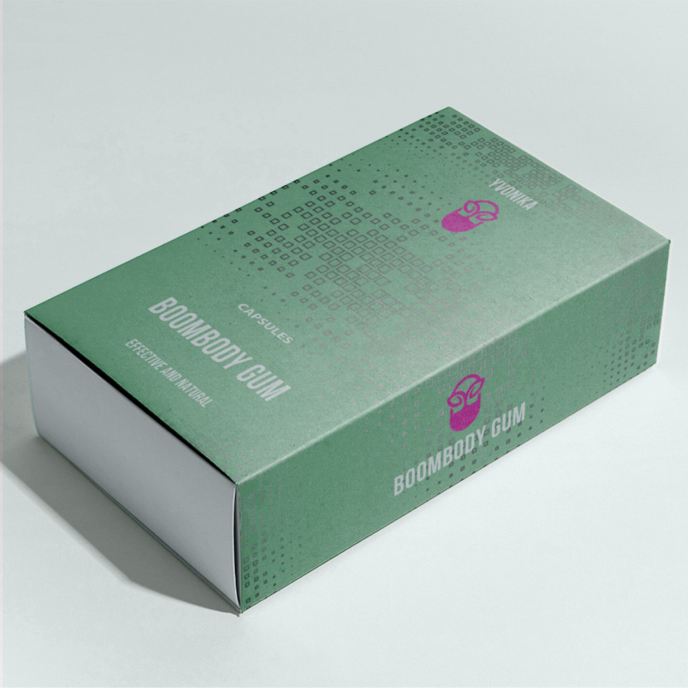 BoomBody Gum (бумбоди гам) – капсулы для похудения