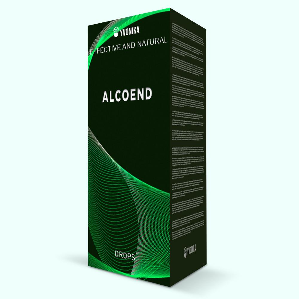 AlcoEnd (АлкоЭнд) - капли от алкогольной зависимости