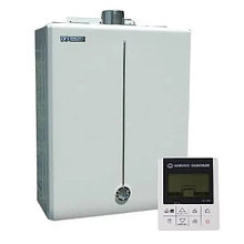 Газовый котел до 400 кв Daewoo DGB-350MSC+ Подарок ( Гарантийный набор )