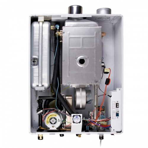 Газовый котел до 400 кв Daewoo DGB-350MSC+ Подарок ( Гарантийный набор ) - фото 2