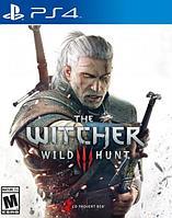 Видеоигра The Witcher 3: Wild Hunt PS4