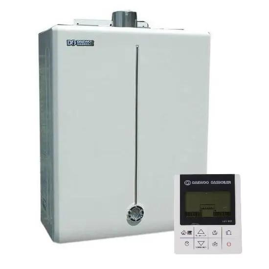 Газовый котел до 450 кв Daewoo DGB-400MSC+ Подарок ( Гарантийный набор )