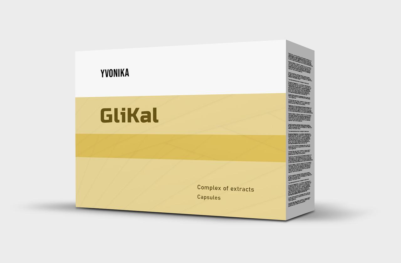 GliKal (ГлиКал)- капсулы для похудения и улучшения метаболизма