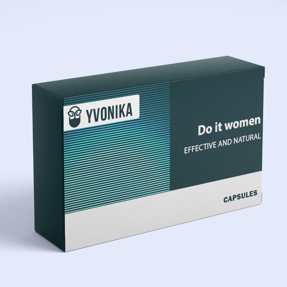Do it women (Ду ит вумен) - возбуждающие капсулы для женщин