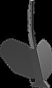 ЗУБР ОКН-1 окучник не регулируемый для культиваторов