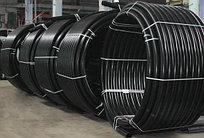 Труба ПНД 16 20 25 32 40 50 63 75 90 110 125 140 160 мм для водоснабжения