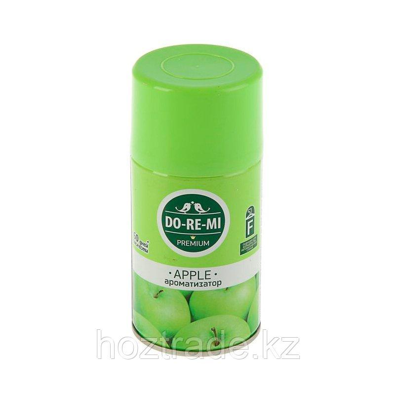 Освежитель воздуха До Ре Ми  Зеленое яблоко 250мл (сменный блок)