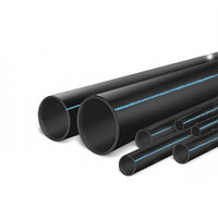 Труба ПНД от 16мм до 160мм для водоснабжения