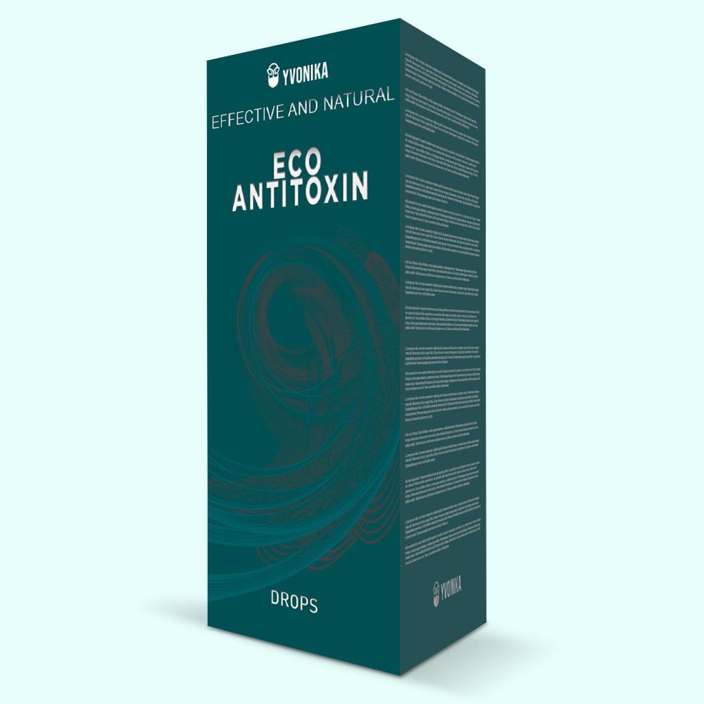 Eco Anti Toxin (Эко Анти Токсин) - средство от глистов и паразитов