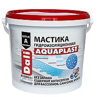 АКВАПЛАСТ мастика гидроизоляционная  акриловая