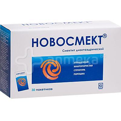 Новосмект №30 саше-пакеты 3,6 гр