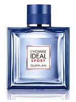 ТЕСТЕР без коробки Guerlain L'Homme Ideal Sport M (100 ml) edt