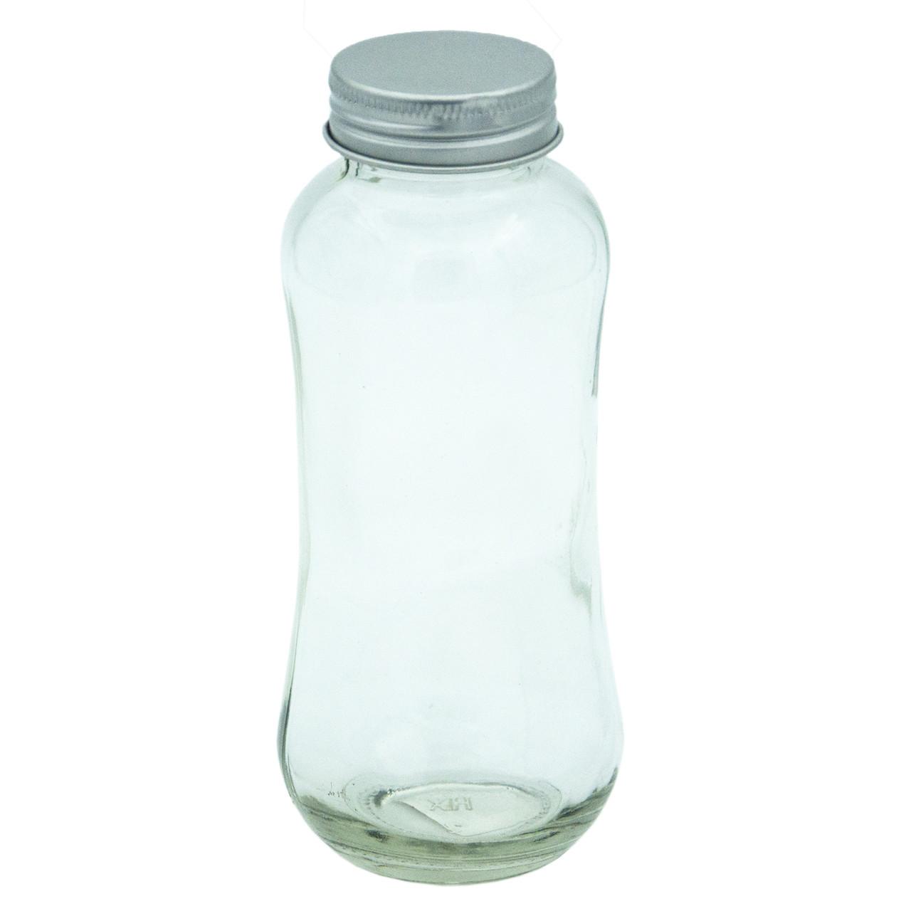 Тара. Банка-бутылка с алюминиевой крышкой 360 мл
