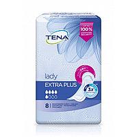 Урологические прокладки TENA Lady Extra Plus 8 шт