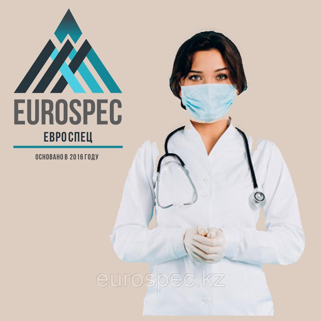 Медицинские трехслойные маски