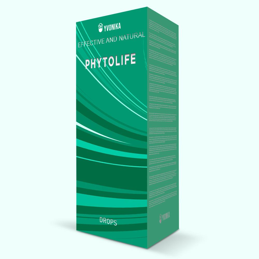 Phytolife (Фитолайф) - капли от гипертонии