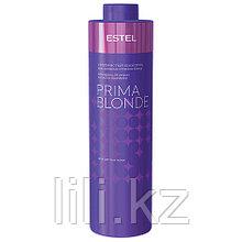 Серебристый шампунь для холодных оттенков блонд ESTEL PRIMA BLONDE 1000 мл.