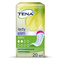 Урологические прокладки TENA Lady Slim Mini 20 шт