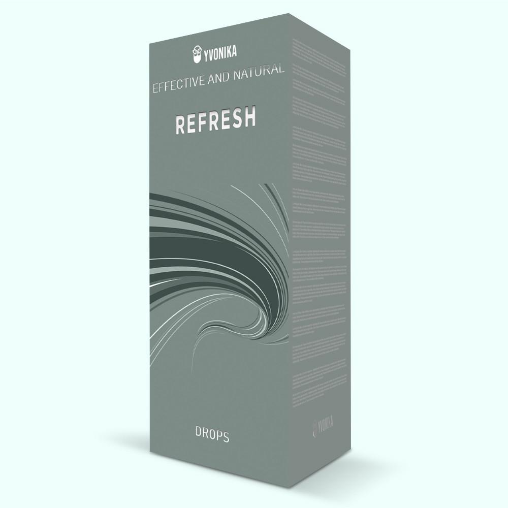 Refresh (Рефреш) - капли для очищения от токсинов и шлаков