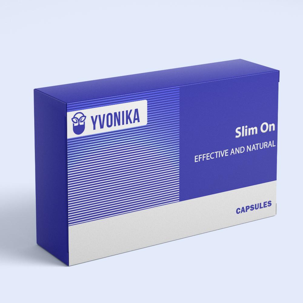 Slim On (Слим Он) - таблетки для похудения