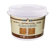 Шпатлевка по плитам Osb Acryl-Spachtel