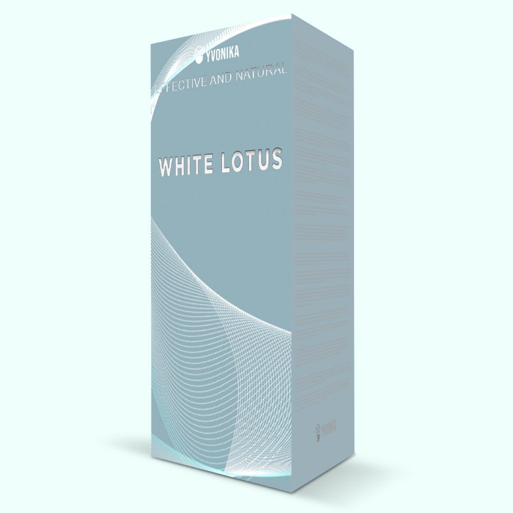 White Lotus (Вайт Лотус) - зубная паста с черным углем