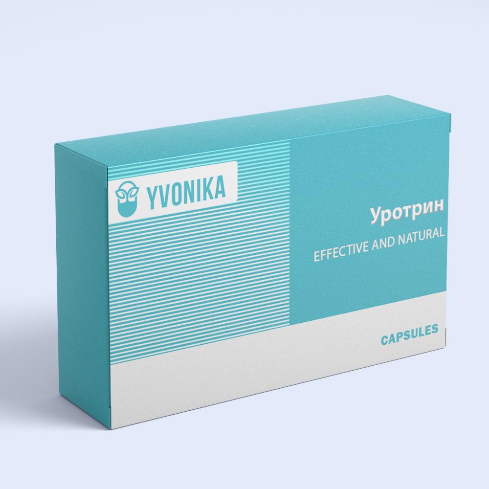 Уротрин - капсулы для мужского здоровья