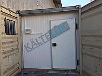 Морозильная камера (Контейнер 20 футов DRY CUBE) (-18С)